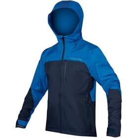 Endura SingleTrack Jas Heren, marine blue